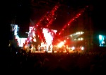 DMB on stage