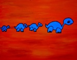 turtle line 2