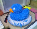 duck cake-Susie
