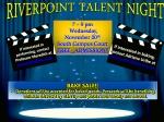 Talent Show Flyerfall2013-1-1 copy