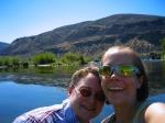 Selfie Columbia River