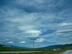 cumulous clouds