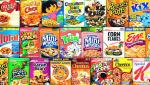 cereal--to kids