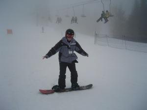EZ123 3rd snowboard 118