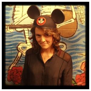 Brandi at Disney