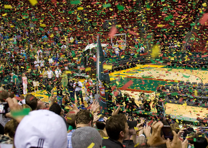 Storm-2010 WNBA champions