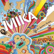 Mika-1st album