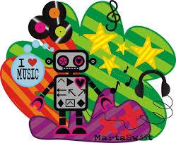 music- robot 2