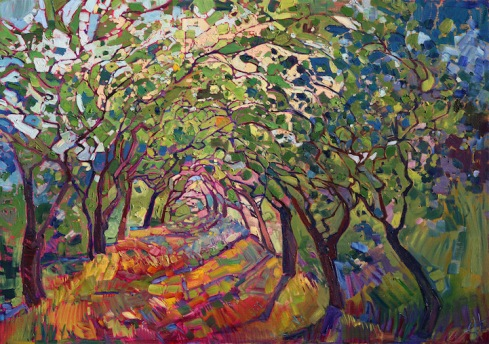 Erin_Hanson_The_Path