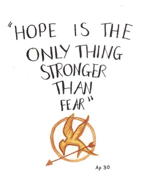 hope fear
